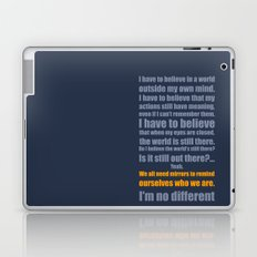 We All Need Mirrors Laptop & iPad Skin