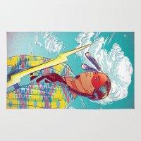 Thunder Woman Rug