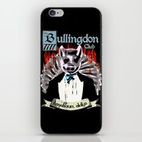 The Bullingdon Club iPhone & iPod Skin