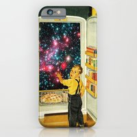iPhone & iPod Case featuring No More Galaxies for Today, Timmy! by Eugenia Loli