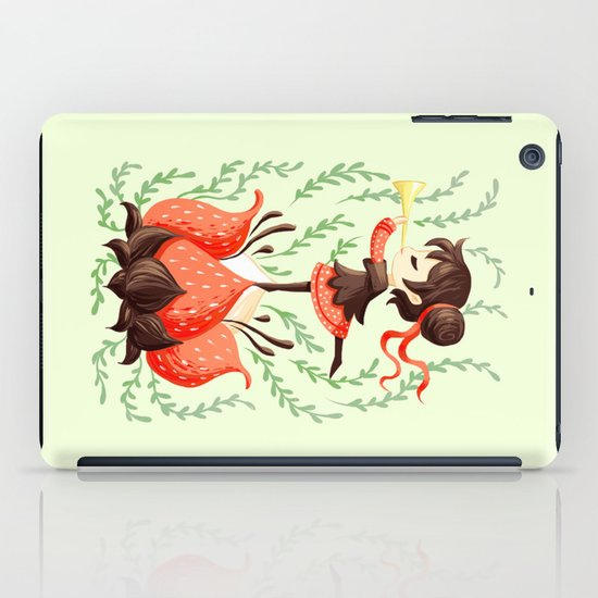 Spring Melody iPad Case