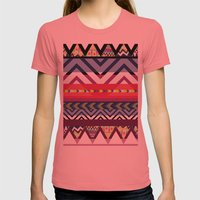 Radical  Womens Fitted Tee Pomegranate SMALL
