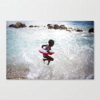 Haiti Is Beautiful Canvas Print