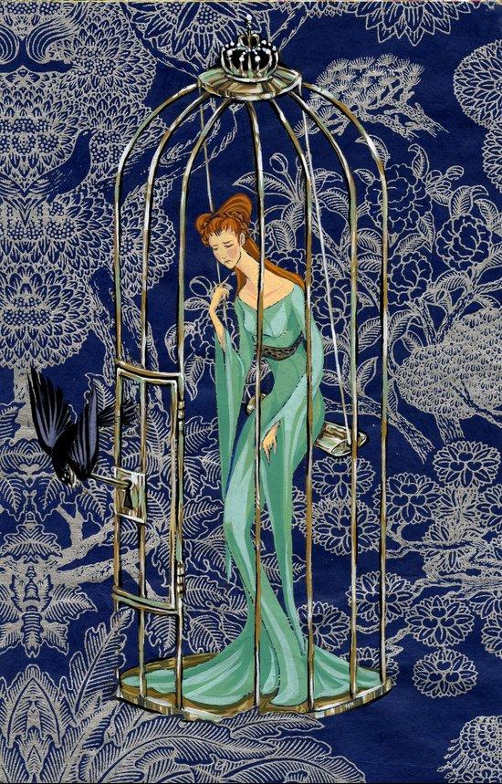Sansa: Sing Songbird Art Print