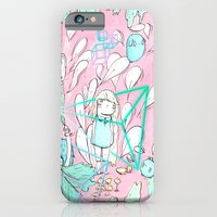 Awake in your dreams iPhone 6 Slim Case
