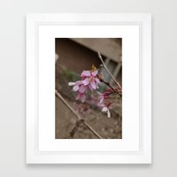 It's Spring Ya'll!! Framed Art Print