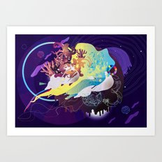 33 Art Print