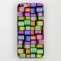 Modern Pattern Design iPhone & iPod Skin