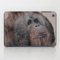 Orangutan! iPad Case