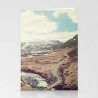 Norwegian Landscape Stationery Cards