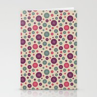 I Heart Patterns #001 Stationery Cards