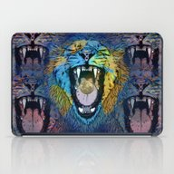 iPad Case featuring A Moon For Breakfast by Kingu Omega