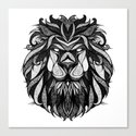 Signs of the Zodiac - Leo Canvas Print