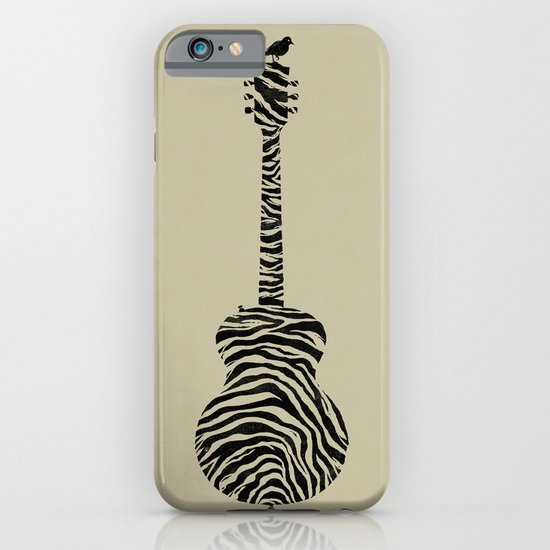 Music in Nature iPhone & iPod Case