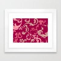 prettyinpink Framed Art Print