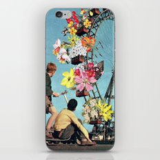 Bloomed Joyride iPhone & iPod Skin