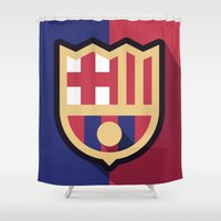 FCB Shower Curtain