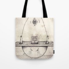 Tarot: I - The Magician Tote Bag