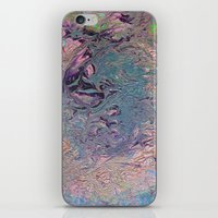Slip and Slide iPhone & iPod Skin
