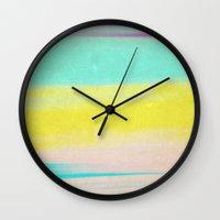 Skies The Limit II Wall Clock