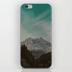 Mt. Baker iPhone & iPod Skin