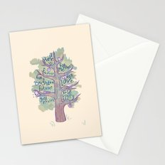 A Home Is Stationery Cards