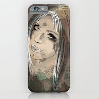 iPhone & iPod Case featuring Opal by Moonlighting