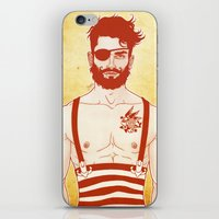 Sailor iPhone & iPod Skin