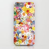 iPhone & iPod Case featuring Flowers.2 by Ben Giles