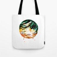 Moonbase Melonhead Tote Bag