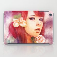 Kiss from a rose iPad Case