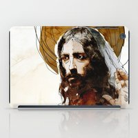 Shalom Aleichem/Peace Be With You iPad Case