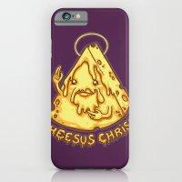 Cheesus Christ iPhone 6 Slim Case
