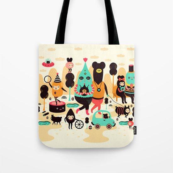 Sunday! Tote Bag
