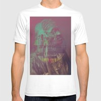 Luqaiot Kittitas Mens Fitted Tee White SMALL