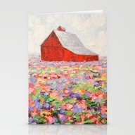 Hill Country Wildflowers Stationery Cards