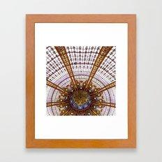 Under the Dome Framed Art Print