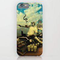 iPhone & iPod Case featuring Hunter S by mattdunne
