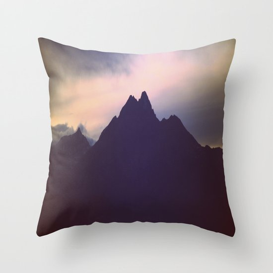 Overview II Throw Pillow
