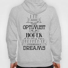 Doctor Who - Optimist Hoody