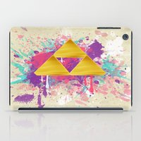 Splash Triforce iPad Case
