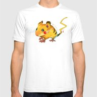 T-shirt featuring Electric Mouse by Jordan Lewerissa