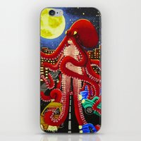 The Search for Water... iPhone & iPod Skin