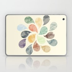 Colorful Water Drops (Watercolor version)  Laptop & iPad Skin