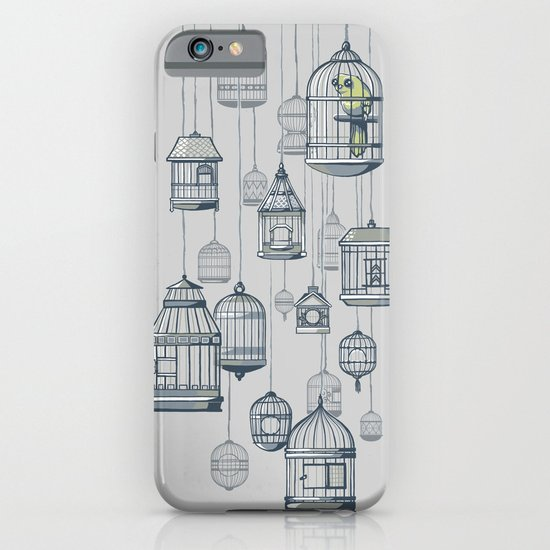 Last Bird in the Shop iPhone & iPod Case