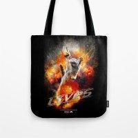 9 Lives  Tote Bag