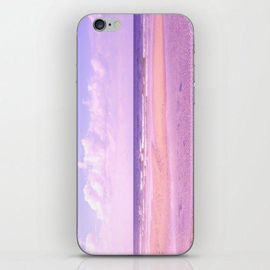 dreamy beach iPhone & iPod Skin