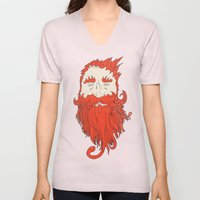 Beardsworthy Unisex V-Neck