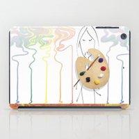 Painter iPad Case