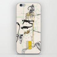 Schéma D'alimentation E… iPhone & iPod Skin